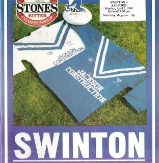 Programme from 1991