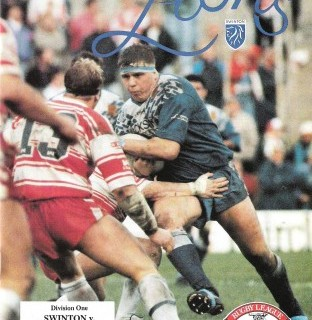 Programme from 1992