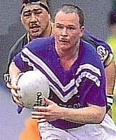 Tommy Frodsham